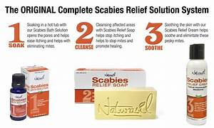 Naturasil Scabies Treatment Systems