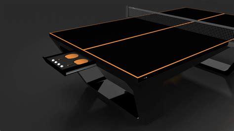custom logo ping pong table oto stół do ping ponga który wygląda jak nowoczesna