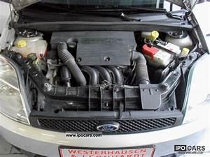 2003 Ford Fiesta 1 4 16v Ambiente Efh Sunroof