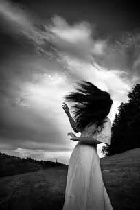 Wind Black and White Photography