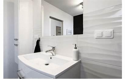 Tile Wavy Ceramic Dymo Bathroom Glossy X24