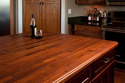 Black Walnut Countertops - about the wood welded 174 companies michigan maple block