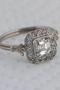 Image result for vintage engagement rings put a ring on for Vintage wedding rings pinterest