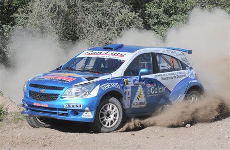 Chevrolet, Rally Car