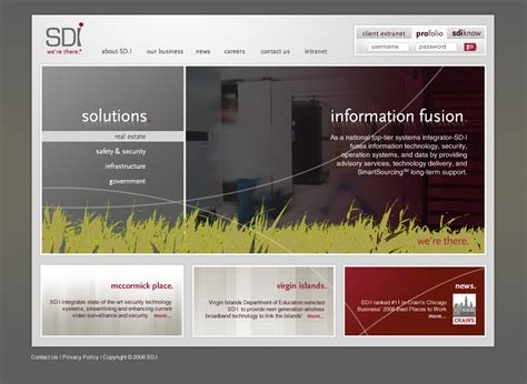 Best Home Page Design Aimscreationscom