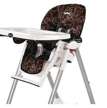 housse de chaise haute peg perego savana cacao les b 233 b 233 s