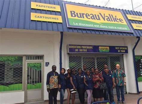vallee bureau franchise en afrique bureau valle simplante au cameroun