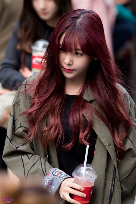 Coloring Hair Korean by After School Raina Try School Hair