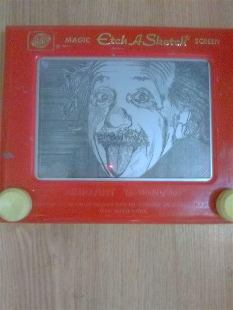 master  etch  sketch  steps  pictures