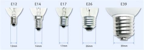 lamp cap edison screw cap light bulb fittings