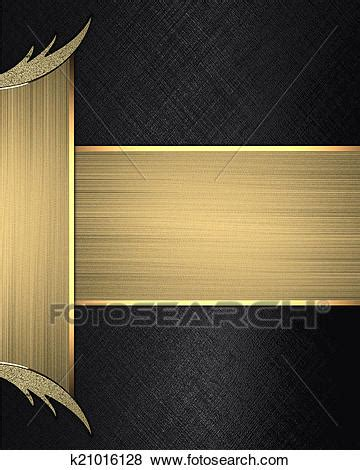 Abstract Black Ribbon Black Background Design by Stock Illustration Of Abstract Black Background With A