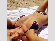Sexy Celebrity Bikini Instagram Selfies Shape Magazine