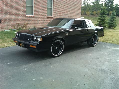 Buick Grand National by 87gn 1987 Buick Grand National Specs Photos Modification