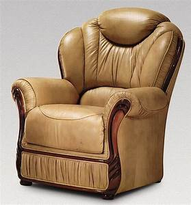 Turin armchair genuine italian nut leather sofa offer for Genuine italian leather sectional sofa