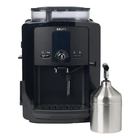 coffee espresso machine krups coffee machines