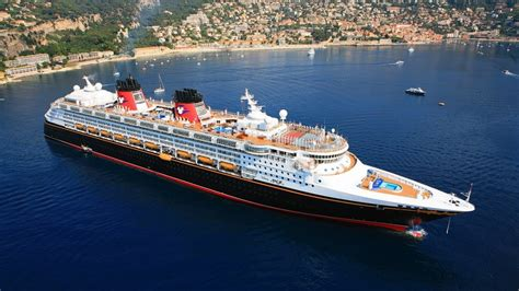 Boat Mechanic Salary Uk by In Pictures Take A Look Inside Stunning Disney Cruise