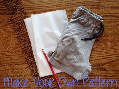 Make Your Own Shorts
