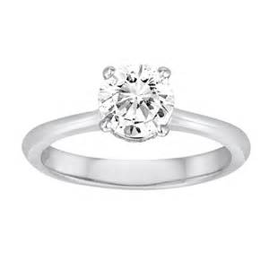 simple white gold engagement rings simple engagement rings ring diamantbilds