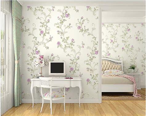 korean pattern floral design wallpaper walling shop