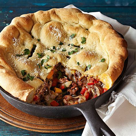 cast iron skillet meals for two cast iron skillet calzone