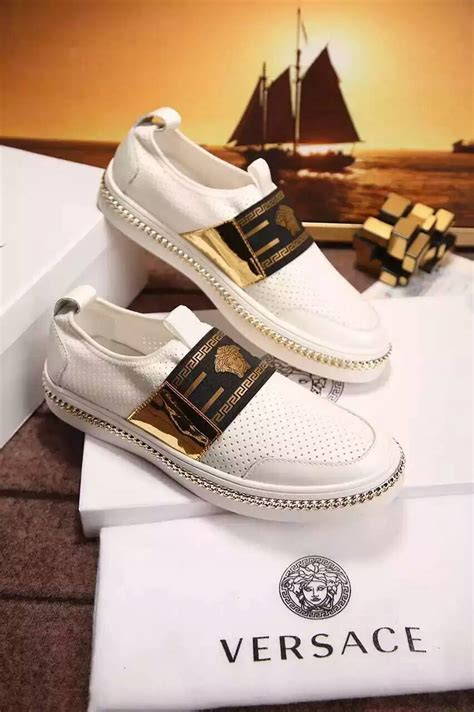 cheap sneakers for versace shoes in 455184 for 85 00 wholesale replica