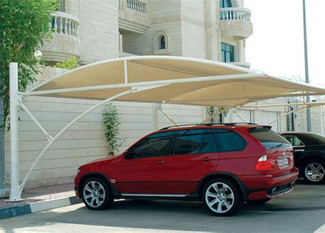 Cantilever Car by Cantilever Car Parking Shed At Rs 250 Square S