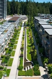 Wesbrook Village on the University of British Columbia39s Vancouver campus  Canada  Canada