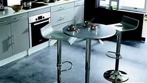 Table Cuisine Haute : table pour cuisine ikea table cuisine ikea sur enperdresonlapin ~ Teatrodelosmanantiales.com Idées de Décoration