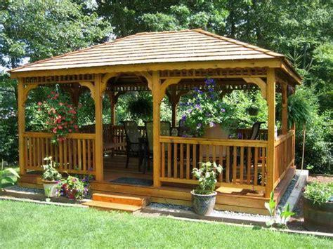 gazebo backyard ideas gazebo designs plans modern home designs  gazebo designs interior