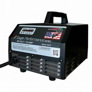 Dual Pro 5000857 Eagle Performance Series Portable 48v 18a