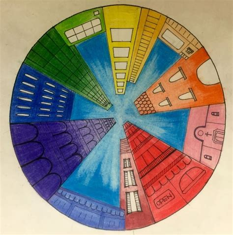 color wheel project best 25 color wheel projects ideas on what