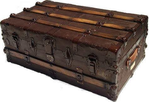 furniture antique steamer trunk  inspiring unique
