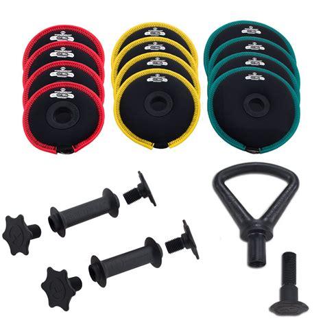 kettlebell light dumbbell dumbbells soft adjustable gym 6lb 3lb pair