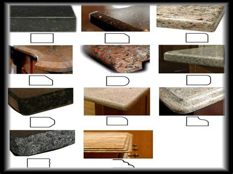 kitchen countertop installation granite countertop edge