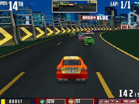 American Racing Game
