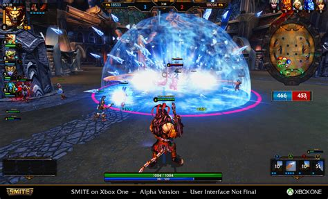 Pax East 2015 Smite Xbox One Hands On Preview