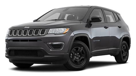 Lease A 2018 Jeep Compass Sport Automatic Awd In Canada