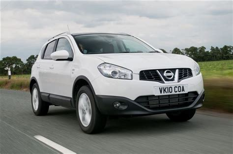 nissan qashqai  car review honest john