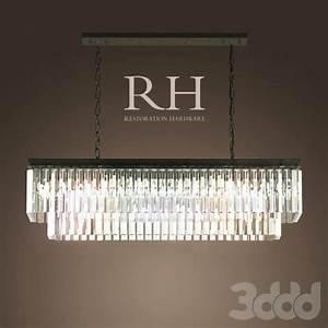 Best rectangular chandelier ideas on