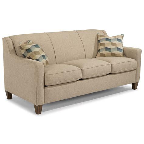 Flexsteel Sofa Sleeper by Flexsteel Contemporary Sleeper Sofa With