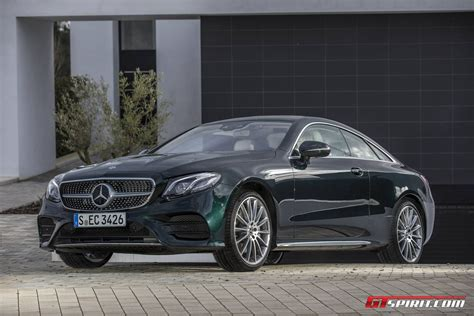 Mercedes E Class Coupe Review by 2017 Mercedes E Class Coupe Review Gtspirit