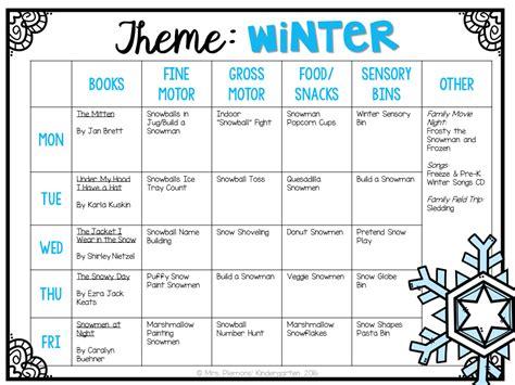 tot school winter mrs plemons kindergarten 348 | Slide27