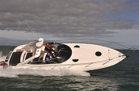 Sunseeker Superhawk 34 Boat For Sale by Sunseeker Superhawk 34 Used Boat Test Motor Boat