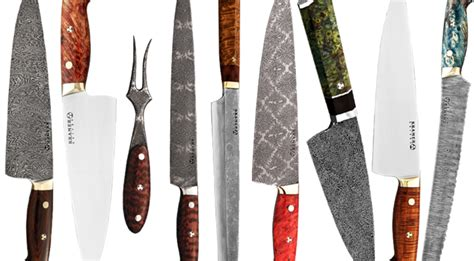 the best kitchen knives in the world chef s knives made with melted meteorite might be the best