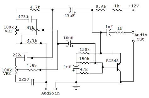 Bass Treble Control Electronicsviswam