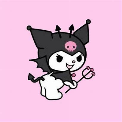 Kitty Hello Kuromi Sanrio Icons Pastel Icon