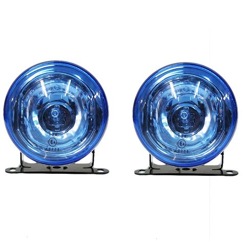 reglementation si鑒e auto bleu universel front phare antibrouillard auto camionnette up offroad 90mm ebay