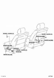2010 Toyota Camry Junction Block  Block  Engine Room