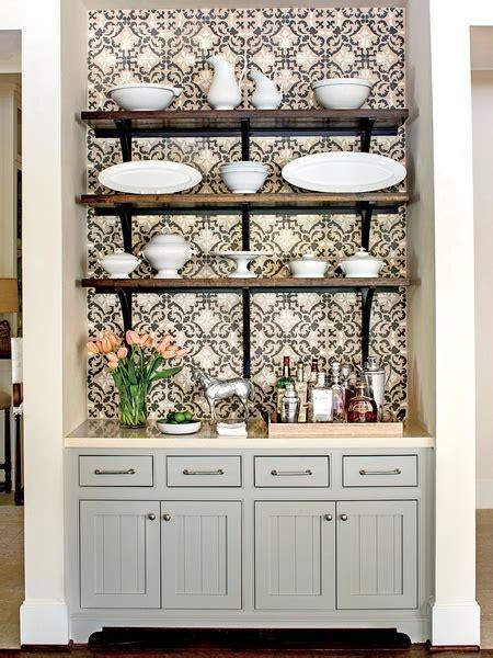 Grey Beadboard Kitchen Cabinets   Cottage   kitchen