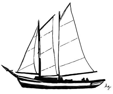 Cartoon Boat Easy To Draw by Best 25 Sailboat Drawing Ideas On Pinterest Boat